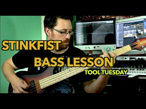 Stinkfist Bass Lesson Tool Tuesday