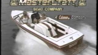 Coors Light Pro Water Ski Tour 1987 - Master Craft Championship - St. Paul, MN