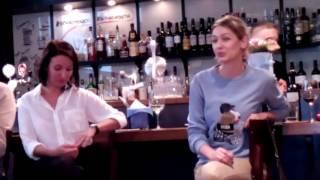 Телеканал «Dомашний» и актриса Евгения Лоза представили сериал «Восток-Запад» в Петербурге(6)