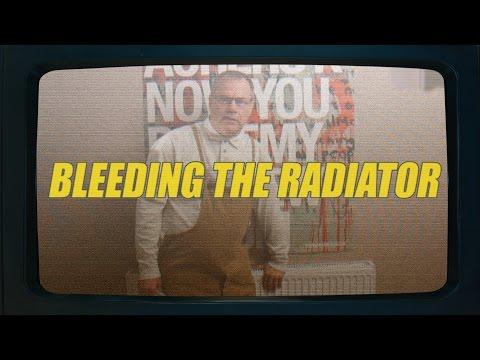 How To Bleed A Radiator   Geoff's Hacks