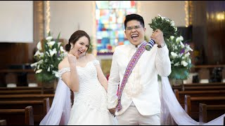 George & Hesed | Luxent Hotel, La Breza Hotel and National City United Church-UCCP Wedding SDE Video