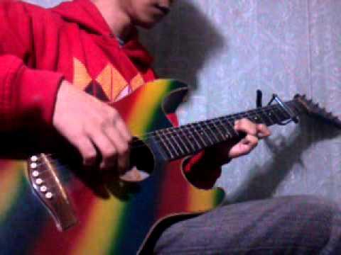 Wali Band - Jamin Rasaku (Fingerstyle guitar)