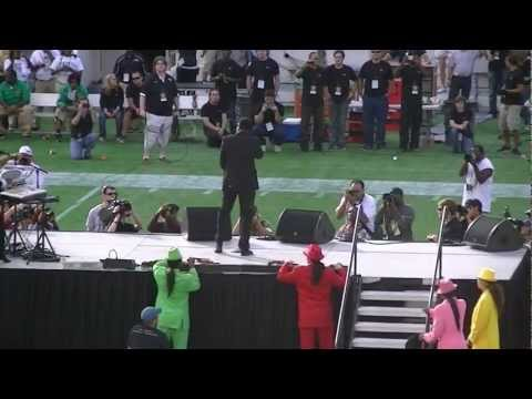 Charlie Wilson  Burn Rubber On Me  1of4  2012 Florida Classic