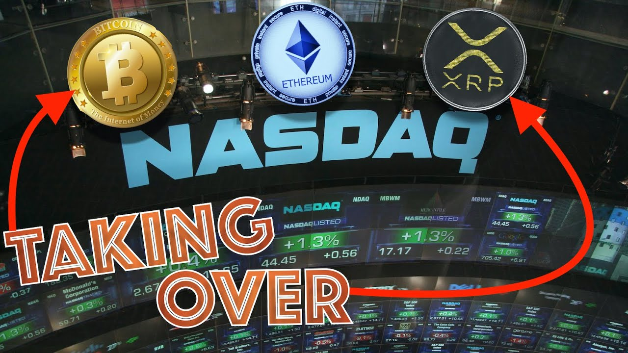 BLOOMBERG REPORT: BITCOIN To DUST NASDAQ. MASS ADOPTION COMING. BILLION COMPANY INVESTMENT+ PAYPAL.
