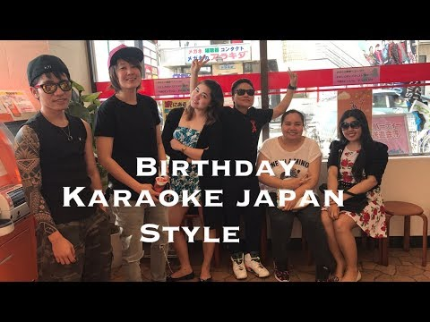 "Birthday Karaoke ""Japan Style"" - Vlog #30"
