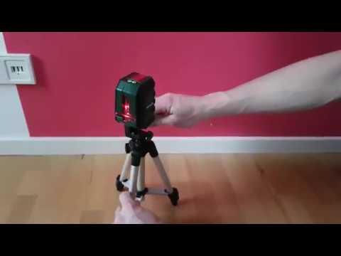 Makita Entfernungsmesser Opinie : Parkside pkll 8 a1 kreuzlinienlaser cross line laser youtube