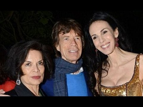 Mick Jagger 'shocked' after girlfriend L'Wren Scott commits suicide in her Manhattan apartment