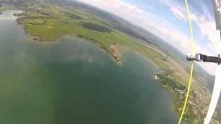 Mai 2014 Paragliding Jochberg - Ozone Ultralite 3