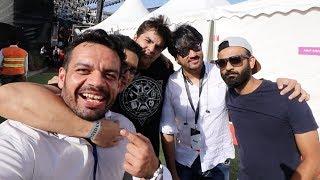 Behind the Scenes| Mumbiker Nikhil, Ashish Chanchlani, CarryMinati, Tech Guruji, BYN @YTFF mumbai