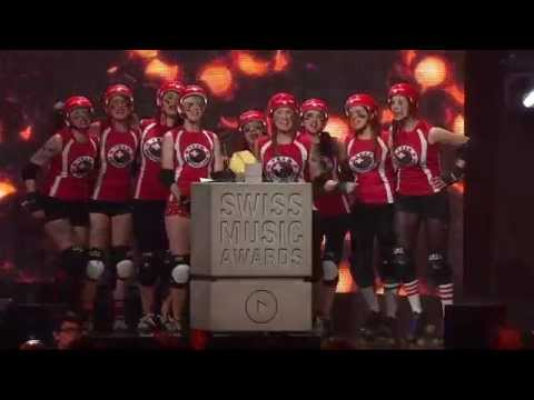 Best of Swiss Music Awards 2015