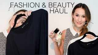 Fashion & Beauty Haul: All Saints, James Perse, Sephora / ttsandra thumbnail