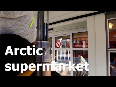 Life in Svalbard - Leben in Spitzbergen EPISODE 3 Supermarket