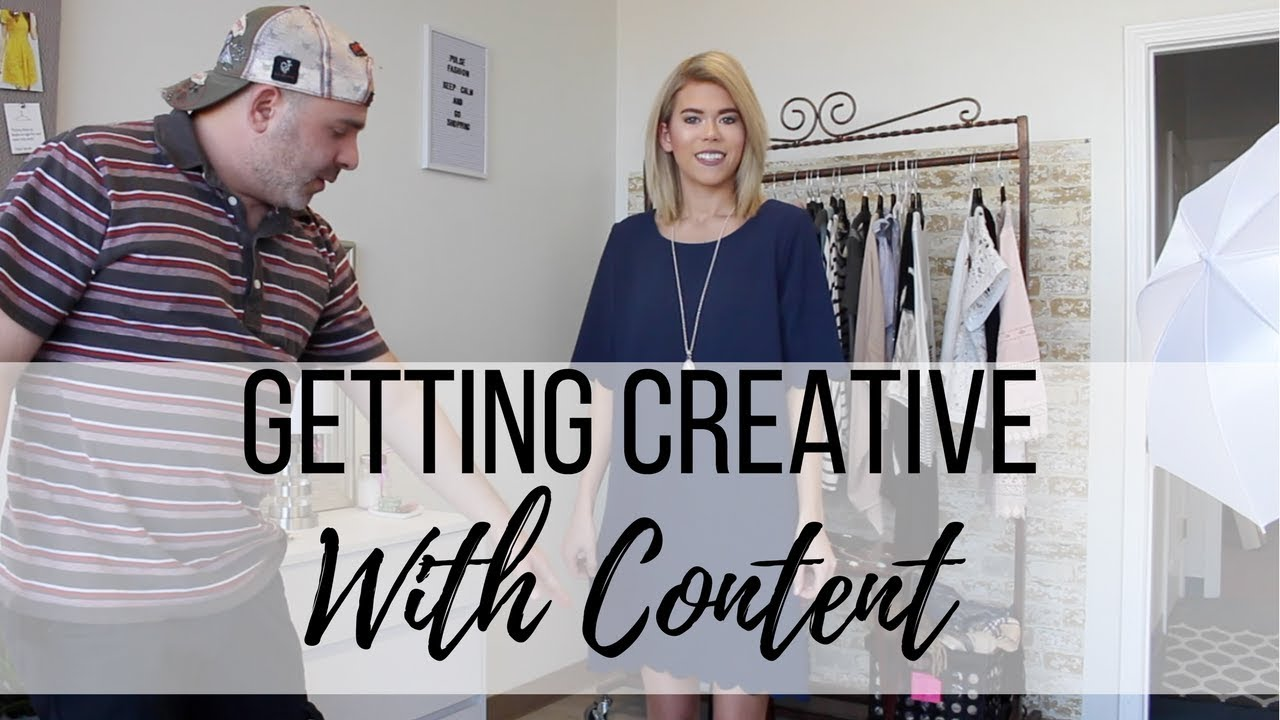 fcf5b38b33 GETTING CREATIVE WITH OUR CONTENT| Behind the Pulse #26| Pulse Fashion. Pulse  Fashion - Women's Online Boutique