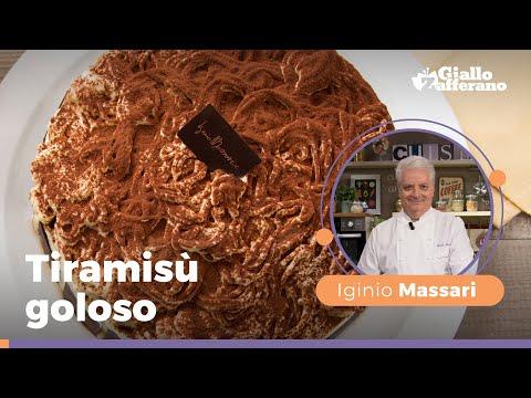 TIRAMIS GOLOSO di Iginio Massari