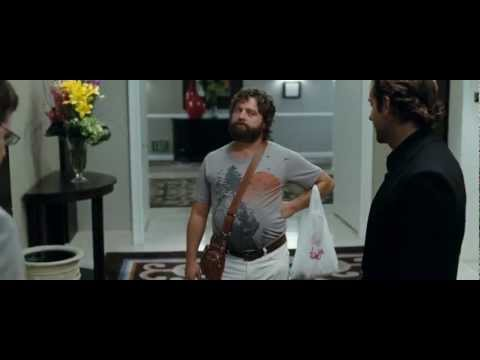 The Hangover (2009) Who Let The Dogs Out HD