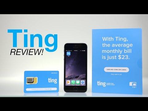 Ting Review! | April 2017