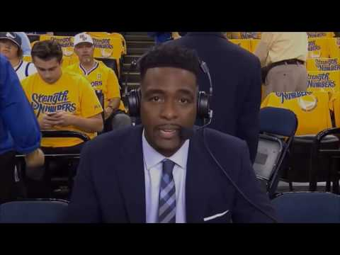 Chris Webber Talks to Shaq About 2002 Lakers/Kings WCF | LIVE 5 30 16