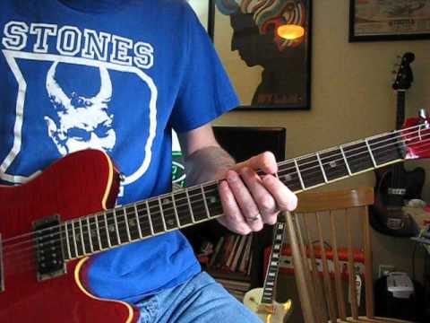 All Down the Line (Lesson) - Rolling Stones