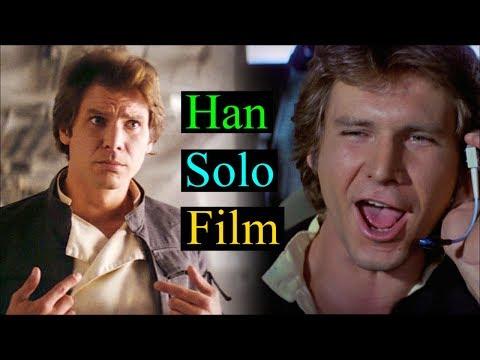 Han Solo Film OFFIZIELLER TITEL bestätigt!! - Star Wars News (Deutsch)