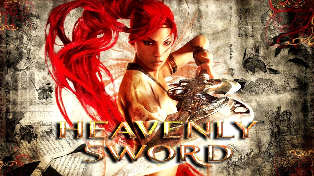 Heavenly Sword All Cutscenes Game Movie 1080p Youtube