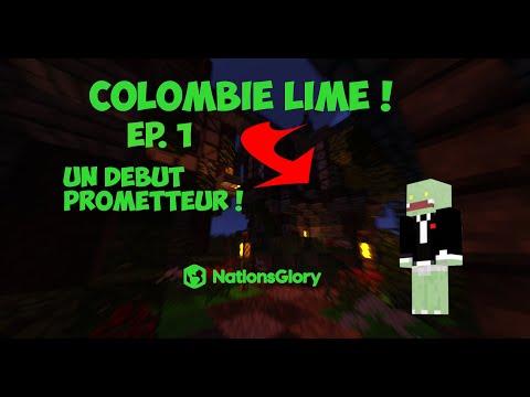 NationsGlory Lime #1  -La Colombie !