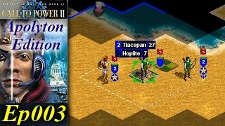 Call to Power II - Apolyton Edition [3/3] Ep003 - Finally! Solid Defence!