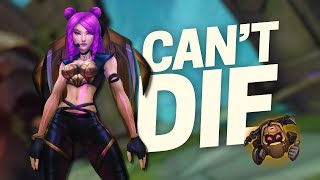 Doublelift - CAN