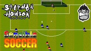 Sensible Soccer (Super Nintendo) Walkthrough! | Retro Gaming! NES Mini