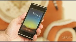 XOLO A500 Club review, unboxing and gaming review
