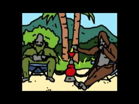 """The Big Lez Show - Sassy the Sasquatch """"What are you talking about"""" Compilation S1&2"""