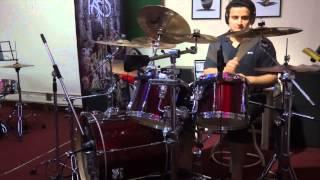 Jawaani Janeman - Drum Cover - INSANE!!!