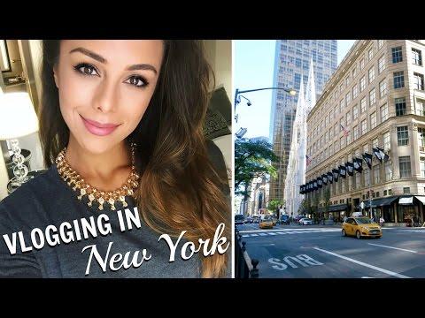 NEW YORK VLOG ♥ I Won An Award! | Annie Jaffrey