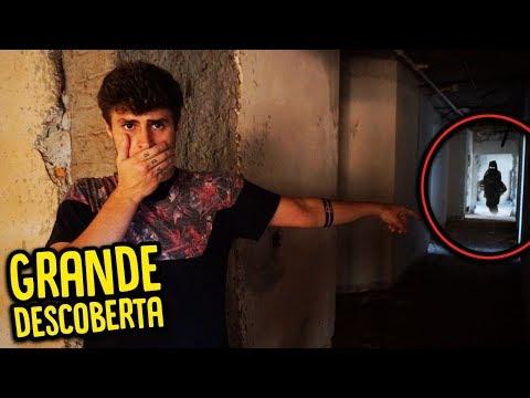 DESCOBRIMOS O MISTÉRIO DA CASA ASSOMBRADA !! ( BIZARRO ! )