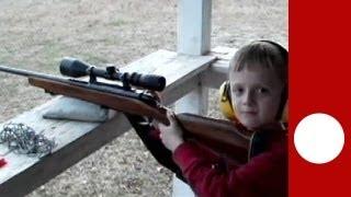 Boy shot toddler sister: child gun use 'normal' in Kentucky