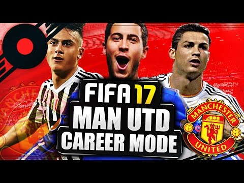THE JANUARY TRANSFER WINDOW!!! FIFA 17 MANCHESTER UNITED CAREER MODE #21