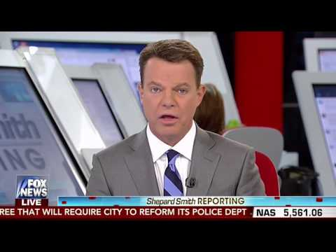 Shepard Smith: Journalists Should Not Be Subjected To Belittling By Trump