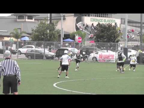 Steven Tusing Lacrosse LSM Highlights