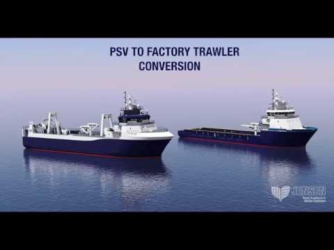 Now is the Time to Convert Platform Supply Vessels (PSV) for Commercial Fishing