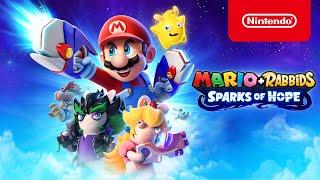 Mario + Rabbids Sparks of Hope - Estreno mundial del tráiler cinemático (Nintendo Switch)