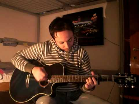 The Technicolor Phase Owl City Cover With Guitar Chords Alice In