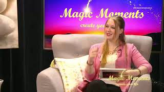 Kennst du schon unser neues Sendeformat? - Magic Moments mit Meli Jurak
