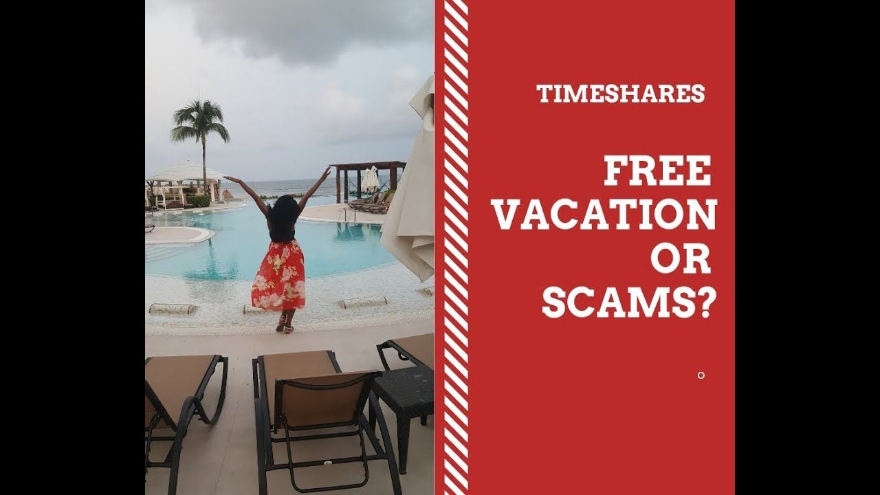 Timeshare: Scam or free vacation??