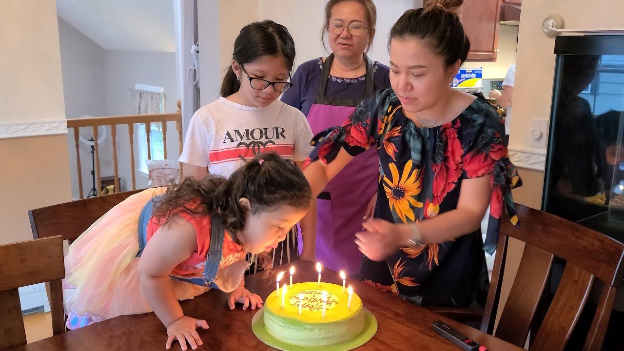 BTBT 157:: Truc Linh's Birthday / Ngày sinh nhật của bé Trúc Linh