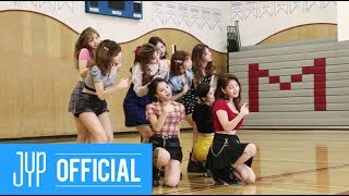 "Gambar cover TWICE ""LIKEY"" M/V BEHIND"