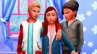 SIMS 4 LOVE TRIANGLE (Birth to Death) | STORY