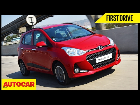 2017 Hyundai Grand i10 | First Drive | Autocar India