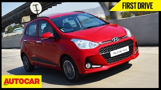 2017 Hyundai Grand i10 | First Drive | Autocar ...