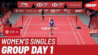 Group A | WS | Akane YAMAGUCHI (JPN) vs. PUSARLA V. Sindhu (IND) | BWF 2019