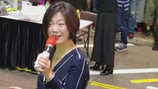 旺角羅文171111-誰來愛我+高山青~天后級小龍女演唱