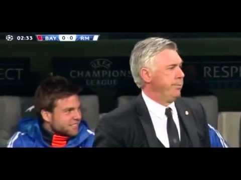 Bayern munich vs Real madrid 0-4 ( Champions league )
